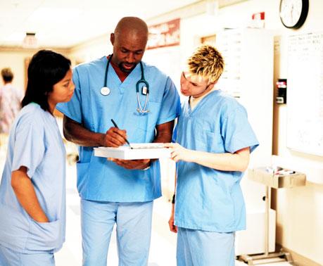 healthcare jobs, health care job applications
