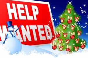 seasonal jobs holiday jobs now hiring